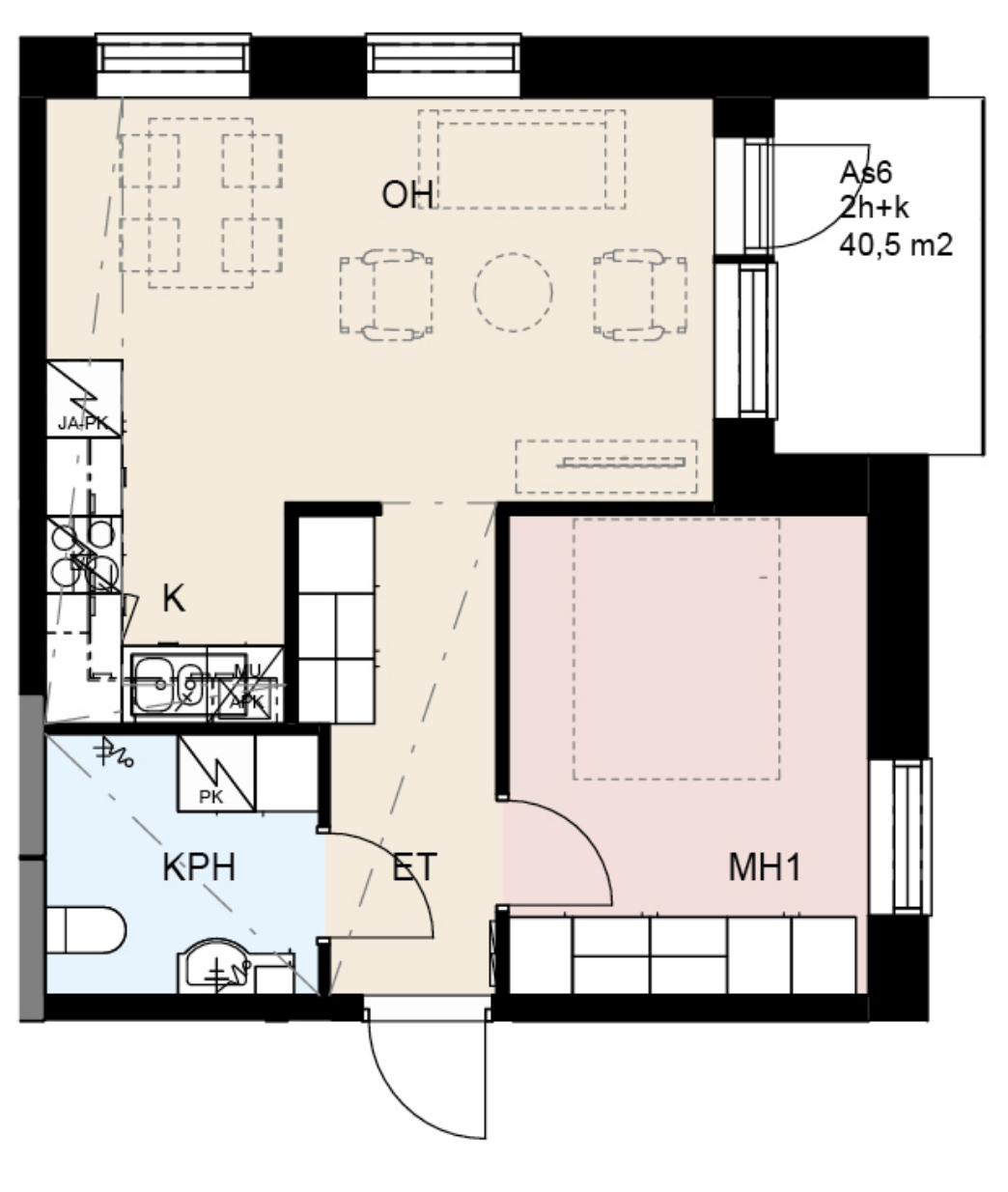 rakennus-kaseva-jyvaskyla-osmankaami-huoneisto-6-10-14