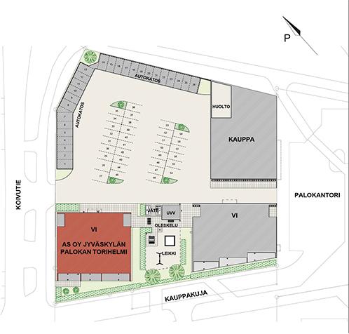 rakennus-kaseva-as-oy-jyvaskylan-palokan-torihovi-asemapiirustus